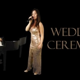 Band Schelle  (BE) Pop up piano: Wedding