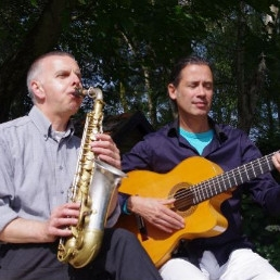 Band Eindhoven  (NL) Ruud en Paul - The Unknown Jazzlegend