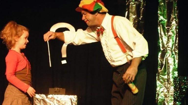 Clown Click Entertainment Kindershows