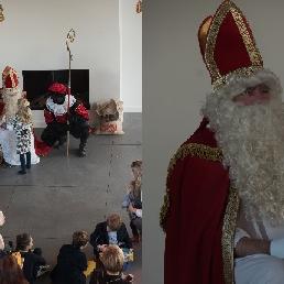 Karakter/Verkleed Deux-Acren  (BE) Sint en Zwarte Piet