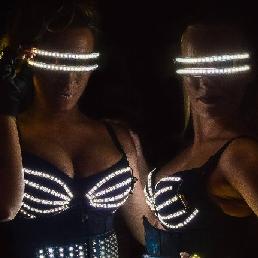 Danser Deux-Acren  (BE) Gogo danseres Kelly Van Hoorde