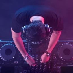 DJ Den Bosch  (NL) DJ Tidalwave