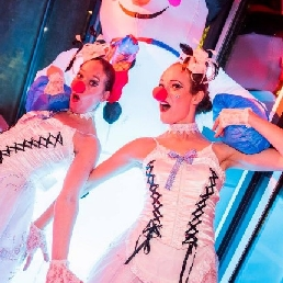 Dansgroep Utrecht  (NL) Kerst Danseressen - Christmas Dance Act