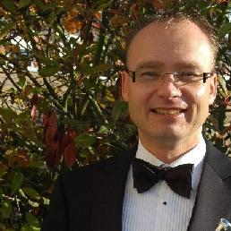 Trompettist Voorhout  (NL) Iwan Wiering: Trompettist bij Uitvaart