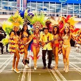 Event show 's Gravenwezel  (BE) Tropical/Brazilian Theme Party