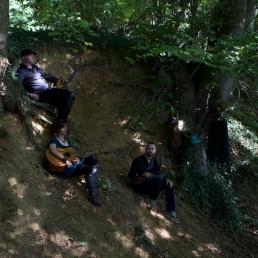 Band Testelt  (BE) Pagan Sound Smash