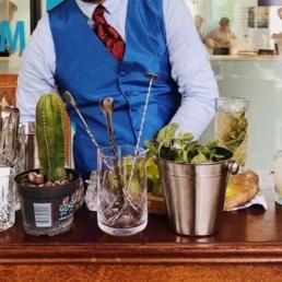 Cocktails Wilrijk  (BE) Bar Nouveau