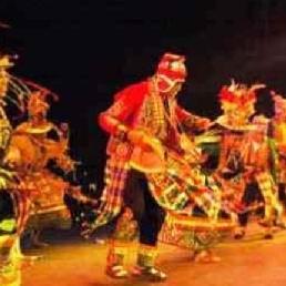 Dansgroep Turnhout  (BE) Zuid Amerikaanse Dansshow