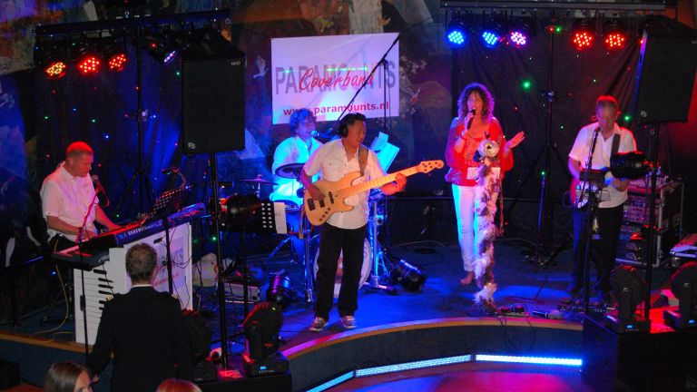 Paramounts coverband