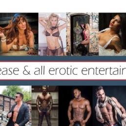 Professionele Striptease