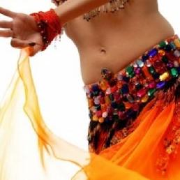 Dancer De Haan  (BE) Bellydancing
