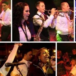 Band Den Haag  (NL) Coverband / Showband FEELINGS XL