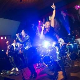 Band Den Haag  (NL) FEELINGS XL band