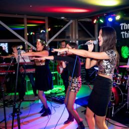 Party band ThreeThird XL