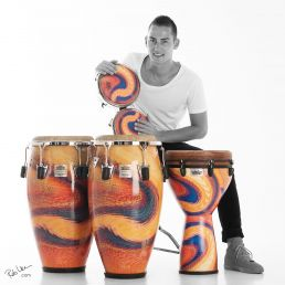 Percussionist Nijkerk  (NL) Marvin Smith | Percussionist
