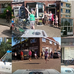Drive-in show Haarlem  (NL) Surprise drive-in