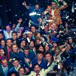 Sport/Spel Haarlem  (NL) Disco Bingo