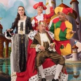 Kindervoorstelling Hasselt  (BE) Schooltheater - De Koning Lacht