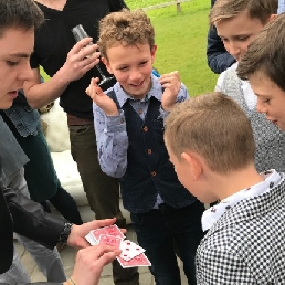 Goochelaar Vilvoorde  (BE) Kids Magic