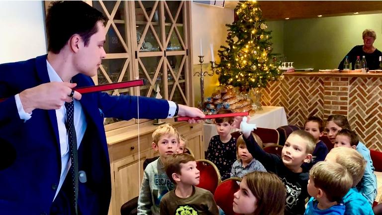 Kids Magic Show | John K. Magic