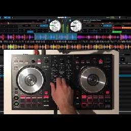 DJ Amsterdam  (NL) DJ Konstua