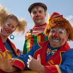 Clown Boom  (BE) Ballonnenclown Mike