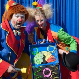 Kids show Boom  (BE) Abracadabra Show Mike & Sammi