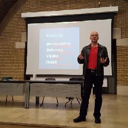 Spreker Nijmegen  (NL)