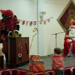 Kindervoorstelling Rosmeer  (BE) Kindergoochelshow-  Piet is zenuwachtig