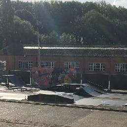 Sport/Spel Rixensart  (BE) Skatepark verhuur niveau 4