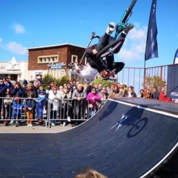 Sport/Spel Rixensart  (BE) Mini Ramp Rental