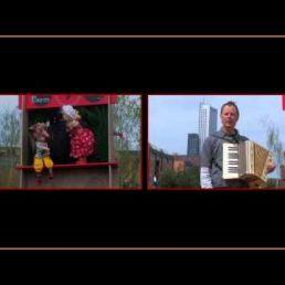 Jan Klaassen & Katrijn en de Kroon van WA