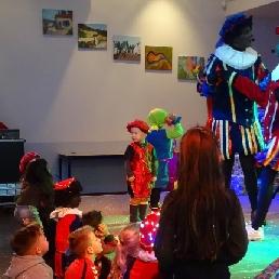 Kindervoorstelling Drunen  (NL) Sint en Piet Kindershow