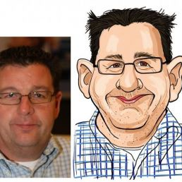 Quick drawing caricaturist