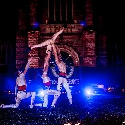 Stuntshow Antwerpen  (BE) Coeur en Feu - Vuur, acro, theater