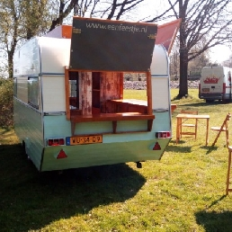 Food truck Kuinre  (NL) Foodcaravan Patat en/of snacks