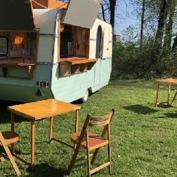 Foodtruck Kuinre  (NL) Food caravan diverse warme broodjes