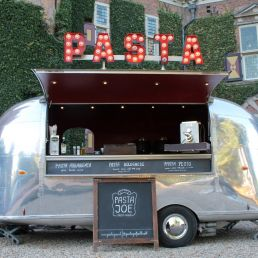 Foodtruck Heiloo  (NL) Pasta Joe