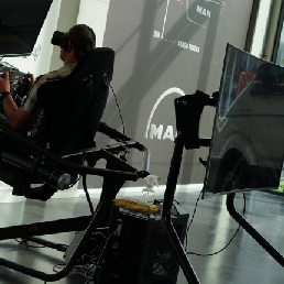 VR Race Simulator