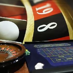 Sport/Spel Zwolle  (NL) Casino tafels huren
