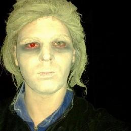 Actor Bree  (BE) Halloween