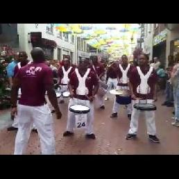 Band Almere  (NL) Caribbean Brass International