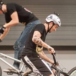 Stunt show Tremelo  (BE) BMX Show