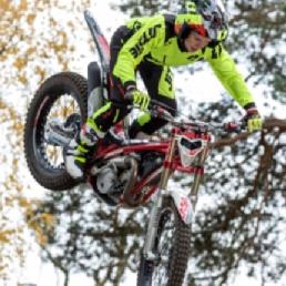 Stuntshow Tremelo  (BE) Mototrial Show