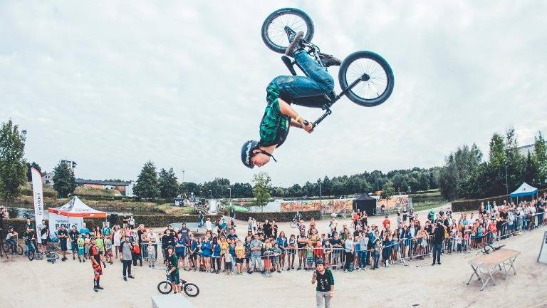 Bike Show: BMX, Biketrial, Monotrial