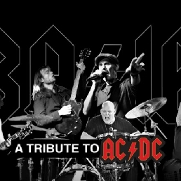 Band Lier  (BE) BACK AND IN BLACK (ACDC TRIBUTE)
