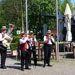 Orkest Leersum  (NL) Old Town  Dutch Swing Dixieband (4)