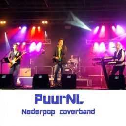 PuurNL Lower pop Coverband